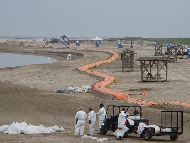 Grand Isle, LA – Day 47 of the BP/Deepwater Horizon Disaster