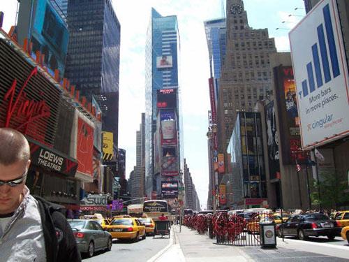 Random New York, NY