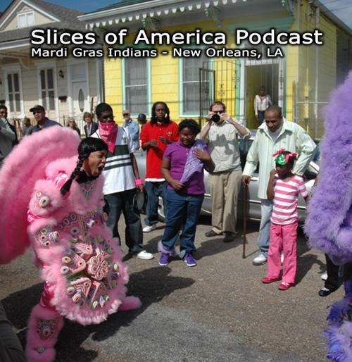 #003: Mardi Gras Indians