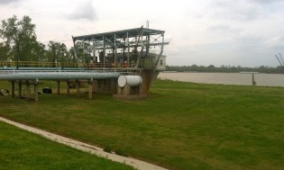 Mississippi River to Bayou Pumps