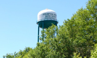 Paincourtville Water Tower