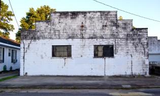 Building. Napoleonville,LA.