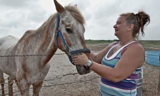 Terri of S-n-G Horseback Riding