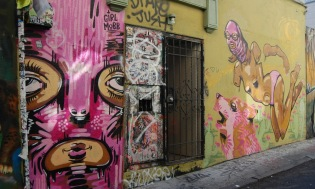 Clarion Alley Mural Project