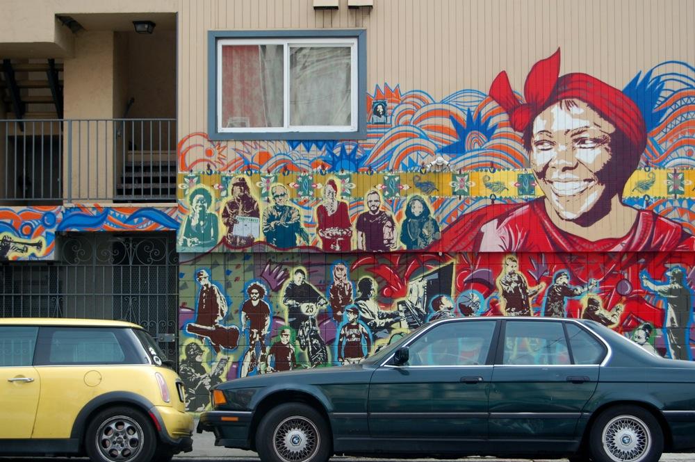 Haight-Ashbuy / San Francisco