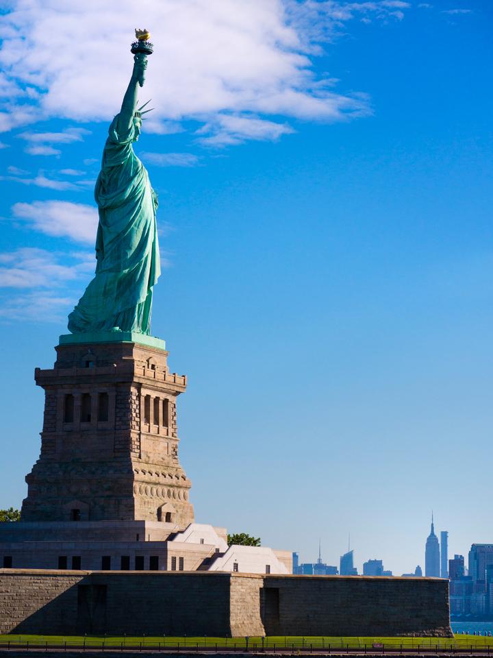 NYC 02: Lady Liberty